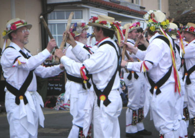 21 Two Lifeboats - Leicester Morris Men